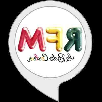 Quelle est la couleur du logo RFM ?