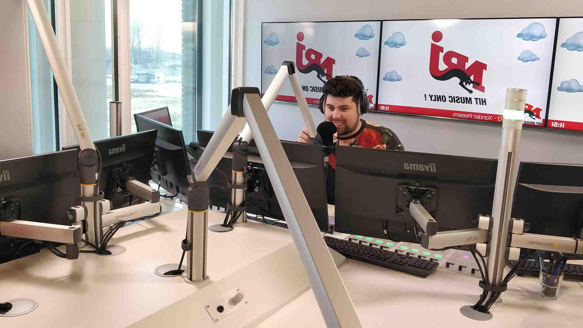 Quelle est la fréquence de la radio NRJ ?